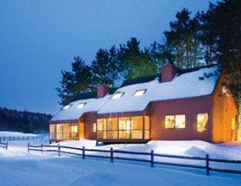 Christmas Mountain Resort Village